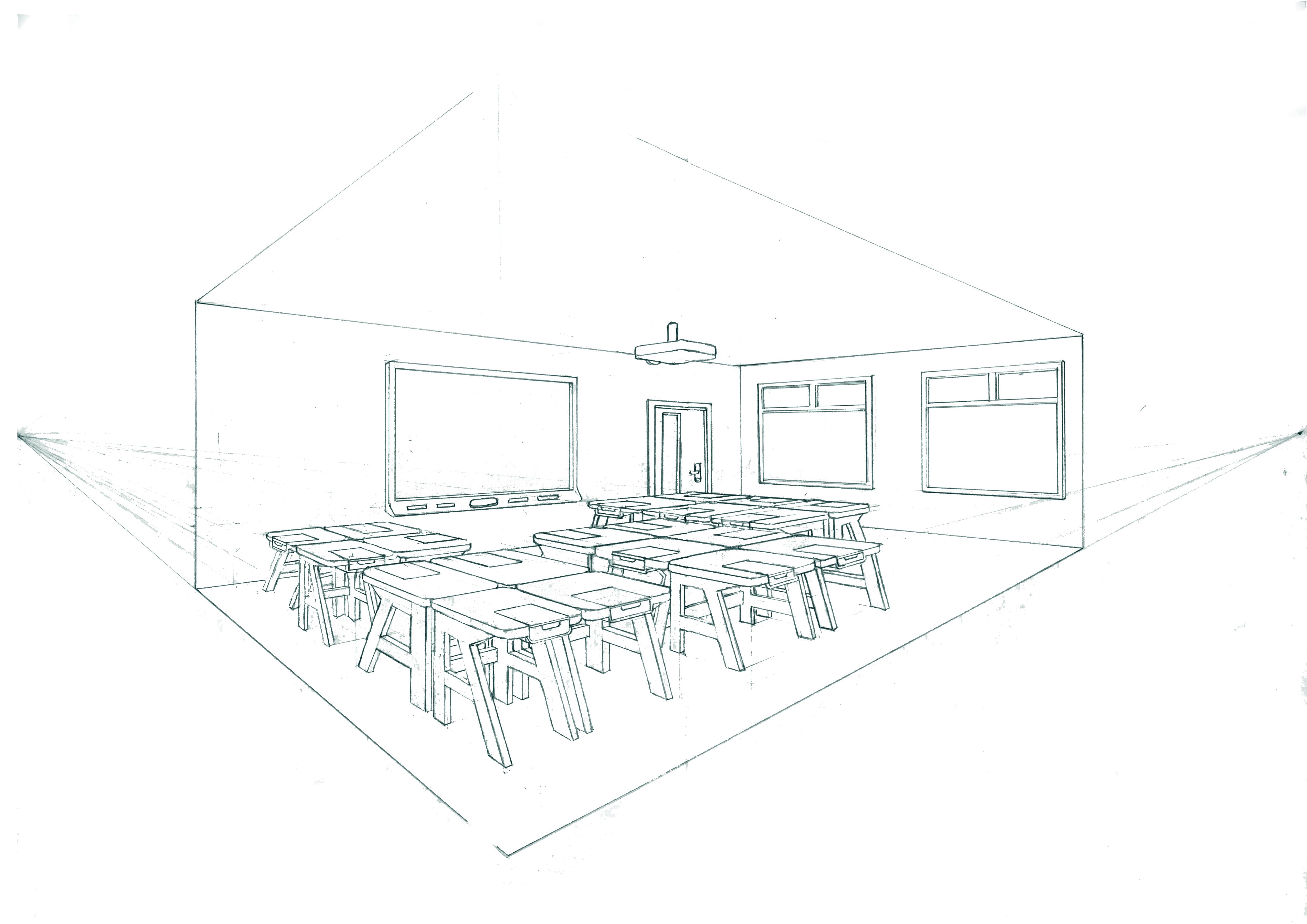 small school desk plans